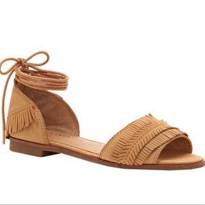 Lucky Brand Gelso sandbox sandals